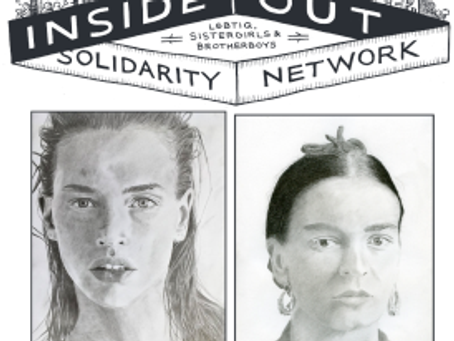 Artwork featured in Inside Out Issue 7