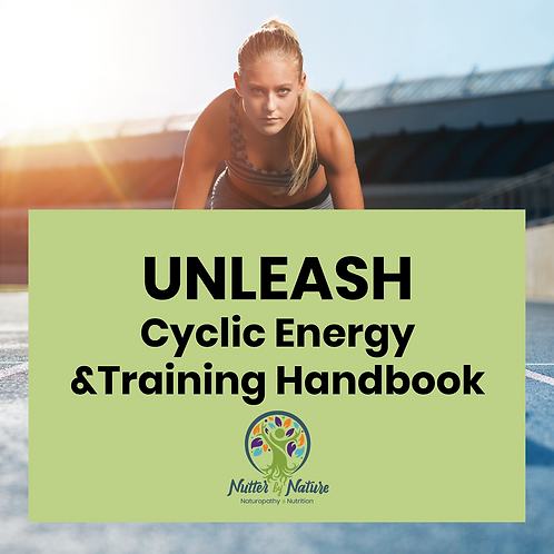 UNLEASH - Cyclic Energy & Training Handbook