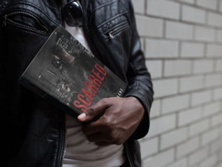 Scarred now available on Kobo