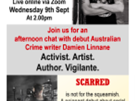 Live zoom chat with Mid North Coast library