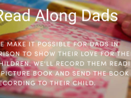 Read Along Dads helps keep families together