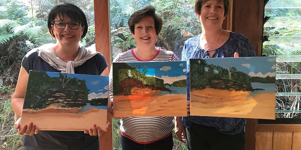 Stroud Monastery Art and Yoga Retreat