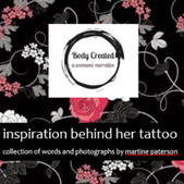 Inspiration Behind Her Tattoo by Martine Paterson