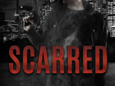 Scarred cover art released