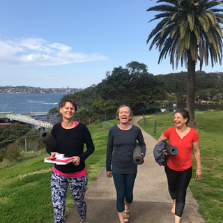 Back to Nature Retreat Women Yoga