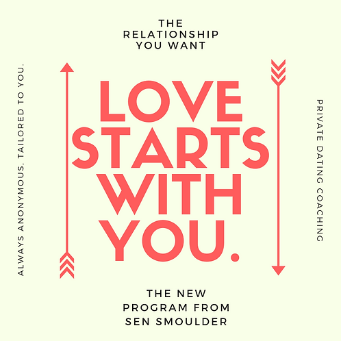 Love Starts With You! 2 Month Coaching Program