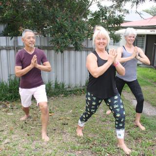 Francesca Davy Yoga