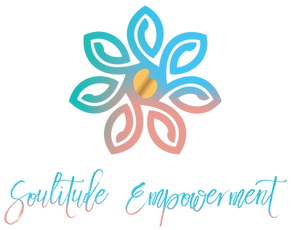 soulitude empowerment logos with peach-2