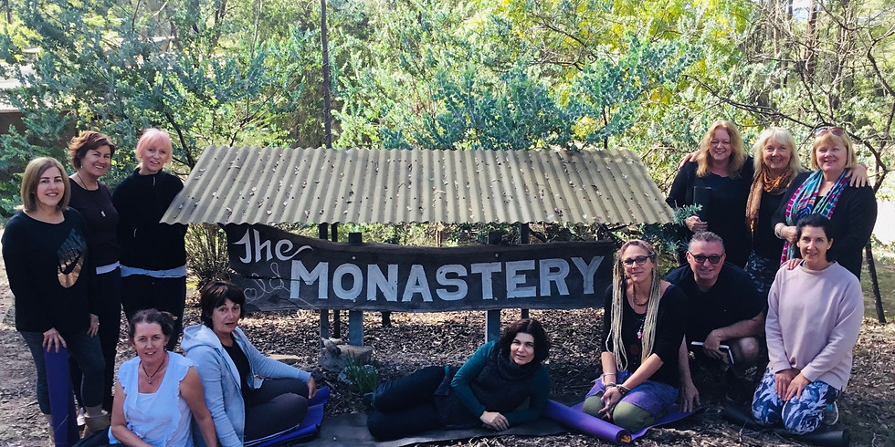 Yoga Retreat at the Monastery - May 2020