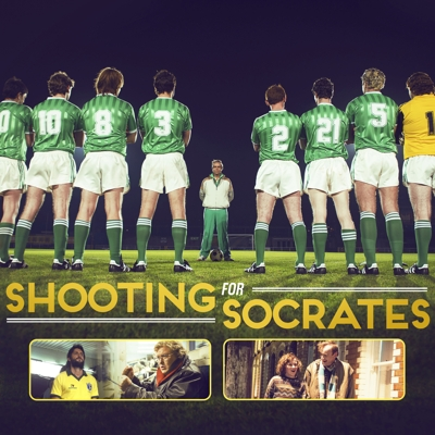 Shooting For Socrates packshot