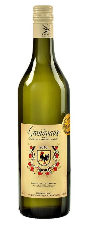 Grandvaux - Chasselas