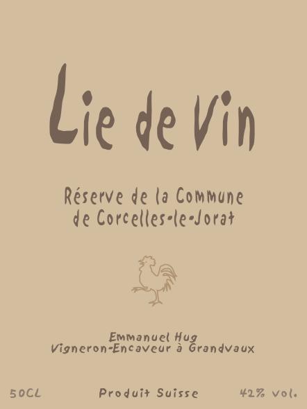 Lie de Vin
