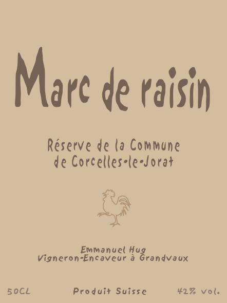 Marc de raisin
