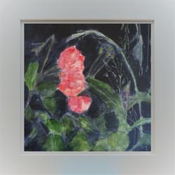 Red Roses in Frame 3b