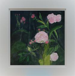 Garden Roses in Frame 3b