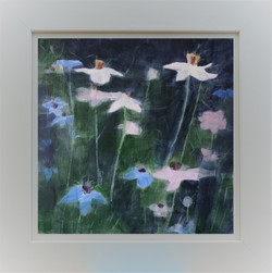 Cornflowers in Frame 3b