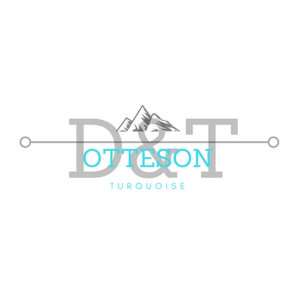 D&T Otteson Turquoise