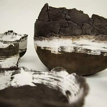 Ciotola in ceramica grande