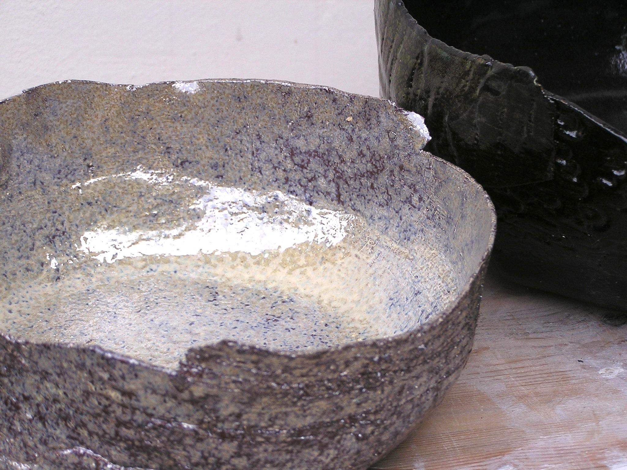 Ciotola in ceramica opale