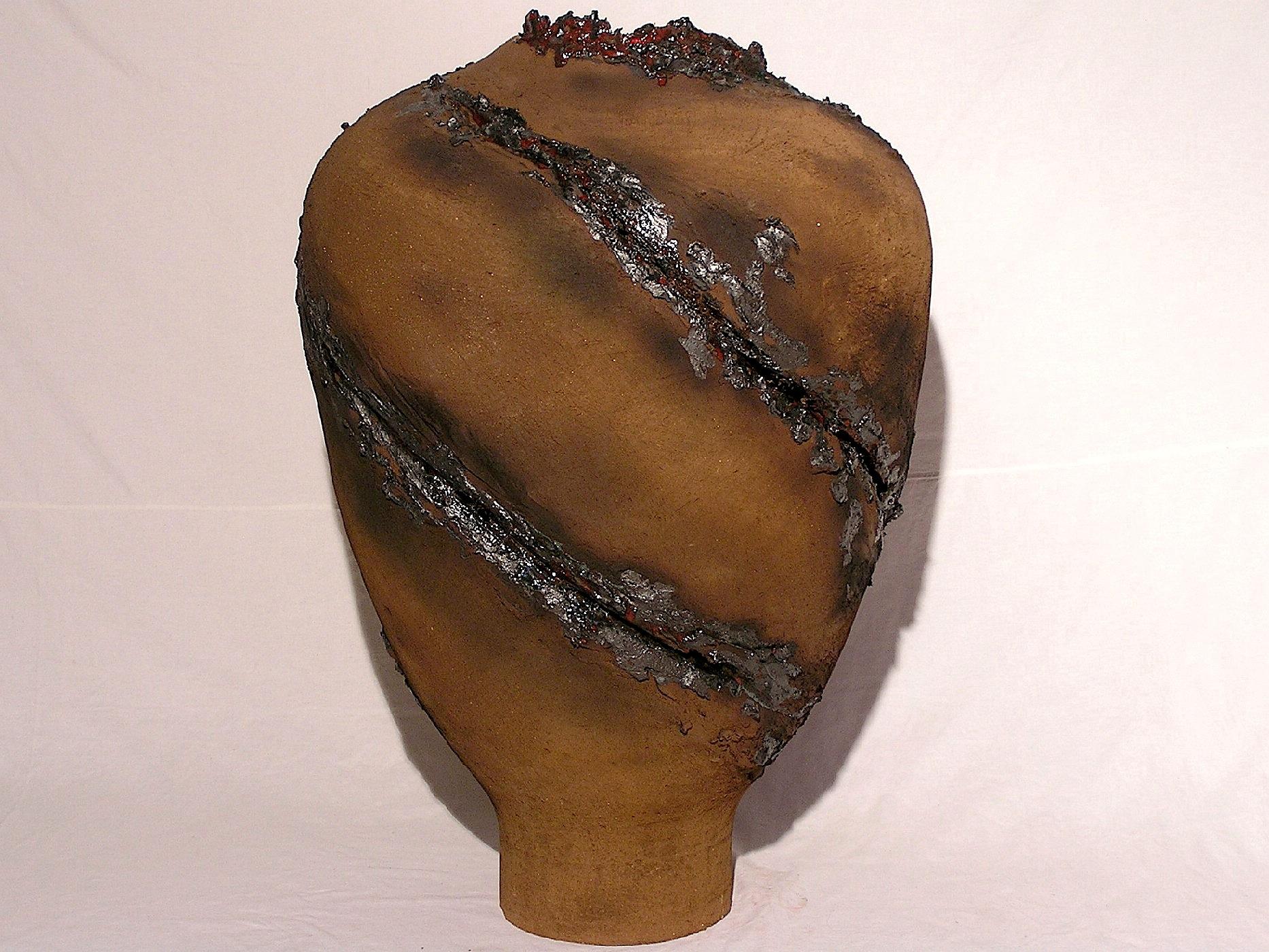Vaso in ceramica grande