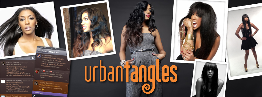 Urban Tangles Facebook cover image