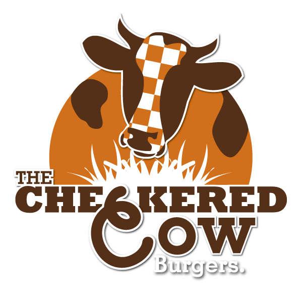 Checkered Cow logo