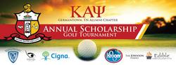 Kappa Golf Banner