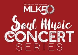 MLK50 Soul Music Concert Series logo