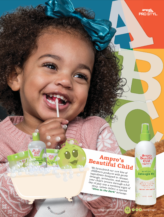 Ampro's ABC kids line