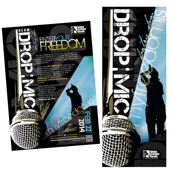 NCRM Poetry Slam Promo