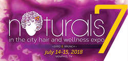 Naturals in the City 2018 brand