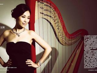 2013  Prestige 國際名人雜誌九月號專訪邱孟璐總監