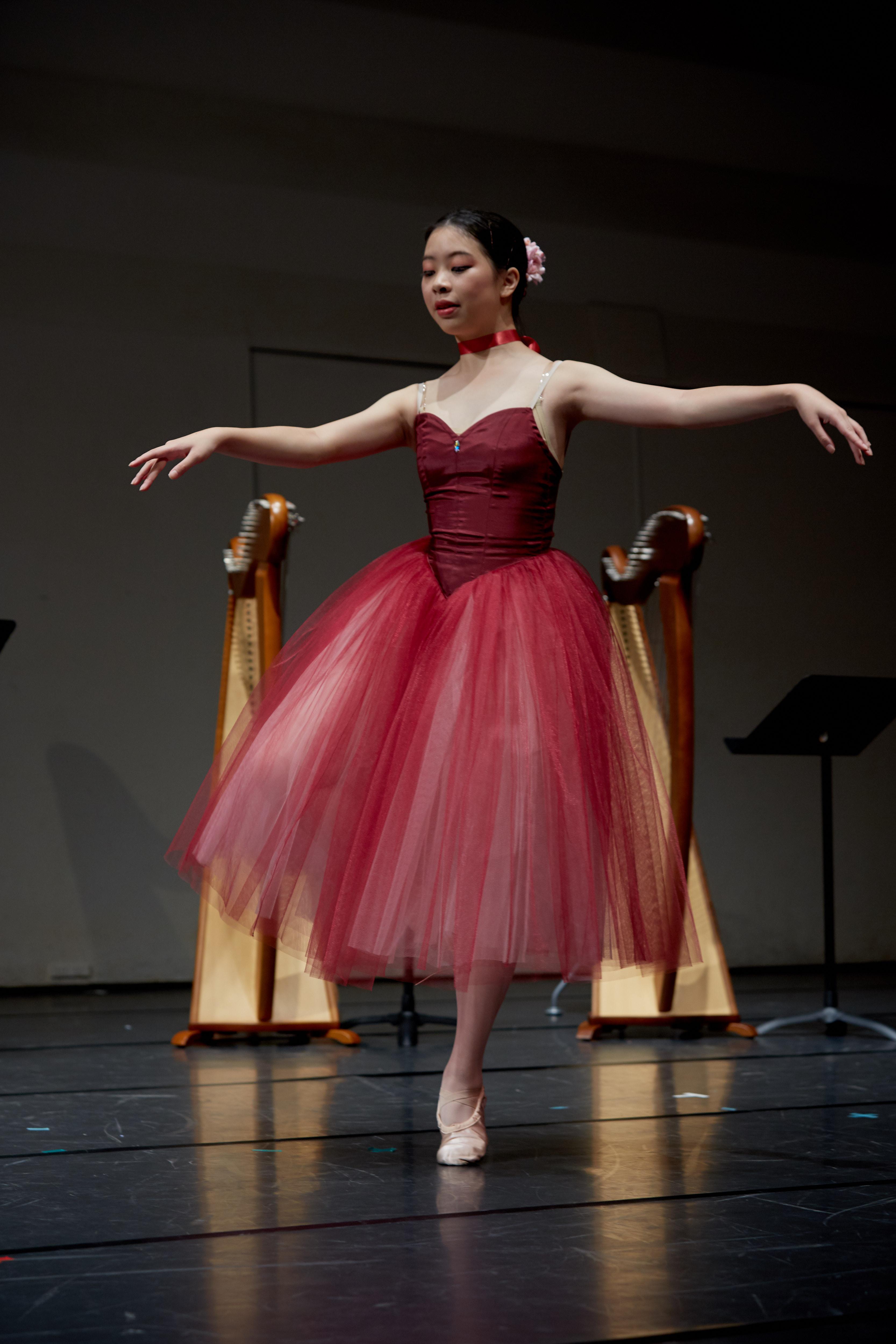2017 變裝派對 結合芭蕾跨界演出