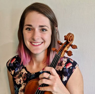 Theodora Prunoske, M.M. -- Violin, Ensemble, Orchestra