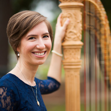 Susanna Campbell, M.M. - Harp, Piano