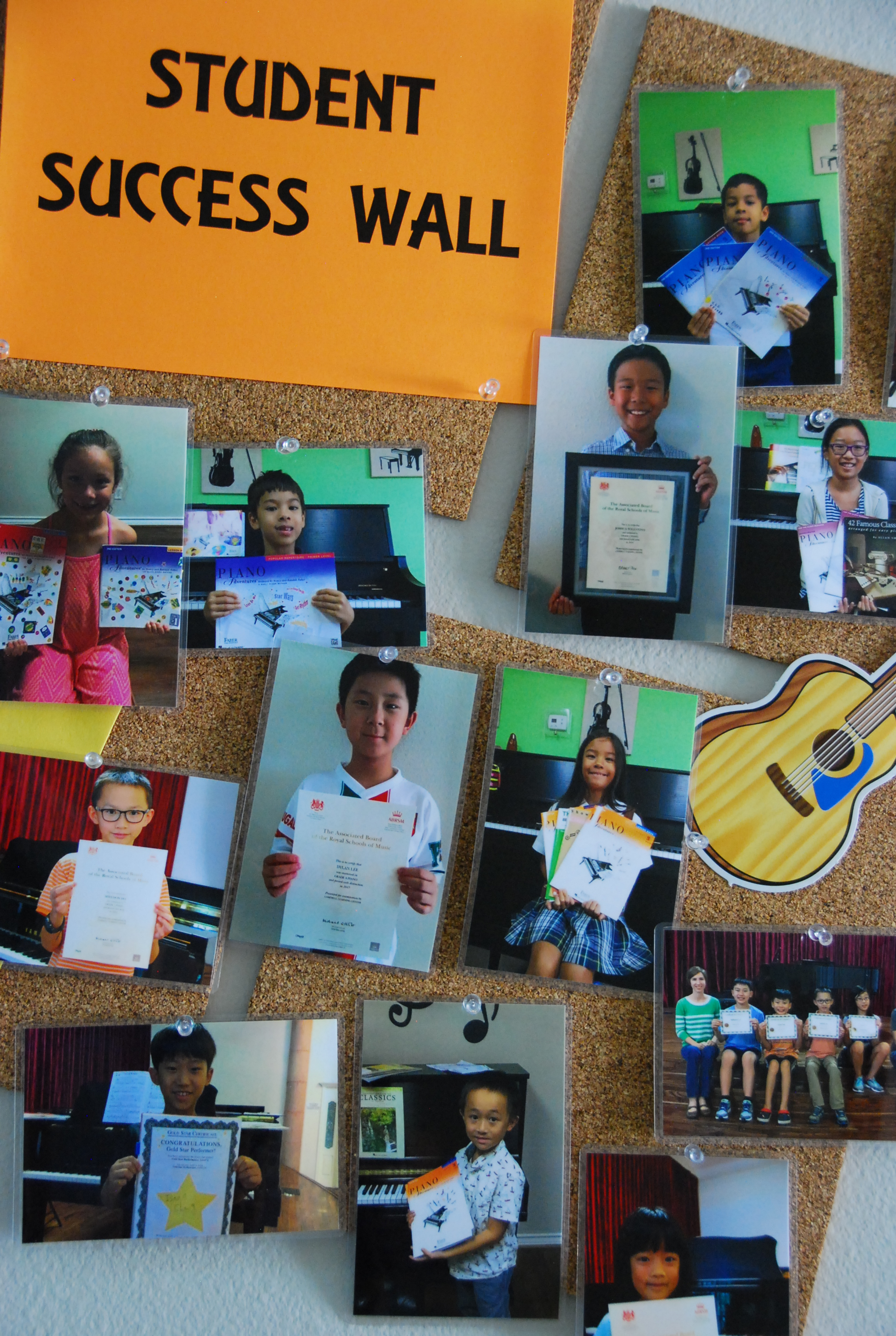 Student Success Gallery