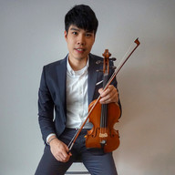 Dr. William Cheng-Wei Hsieh, DMA -- Violin