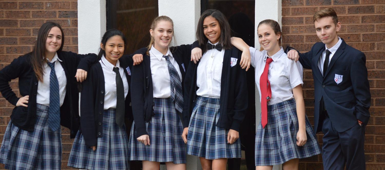 SGCA High School Students