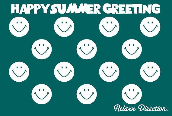 ★HAPPY SUMMER GREETING★
