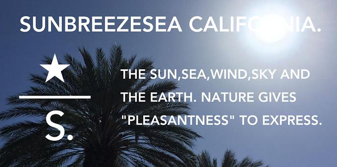 sun&breeze&sea.のホームページに関しまして。