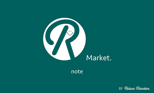 Rmarket from NOTE.をスタートしました。