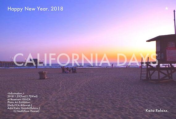 HAPPY NEW YEAR,2018.