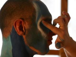 Бодиарт-терапия, или лечебный грим. Применение в психотерапии.