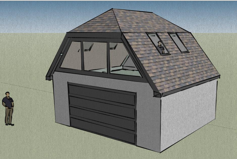 Sketch Garage