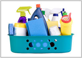 What is lurking in your cleaning products?