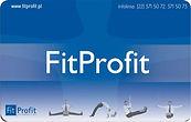 Akceptujemy karty FitProfit