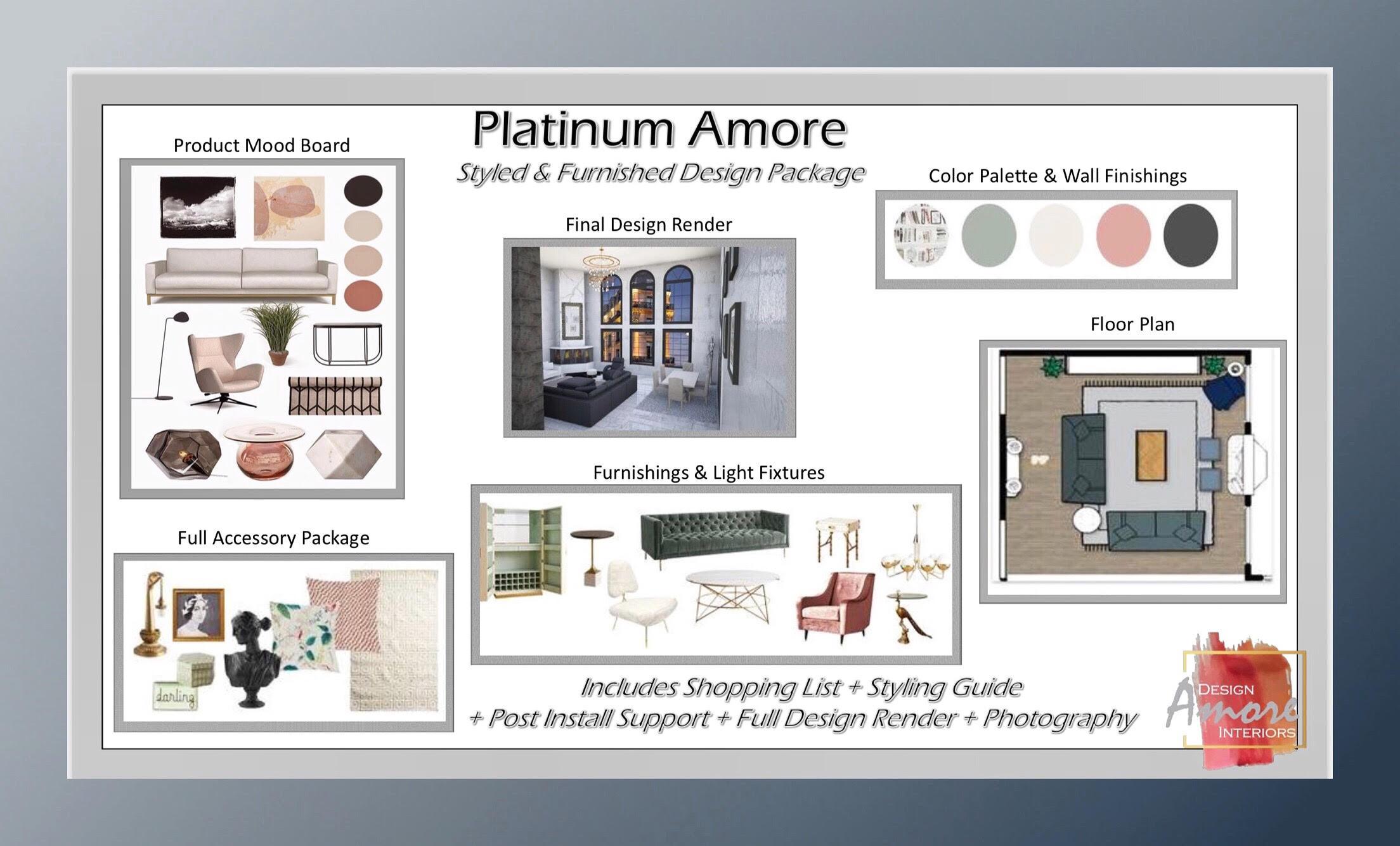 Platinum Amore
