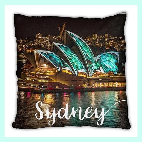 Sydney Themed Pillow