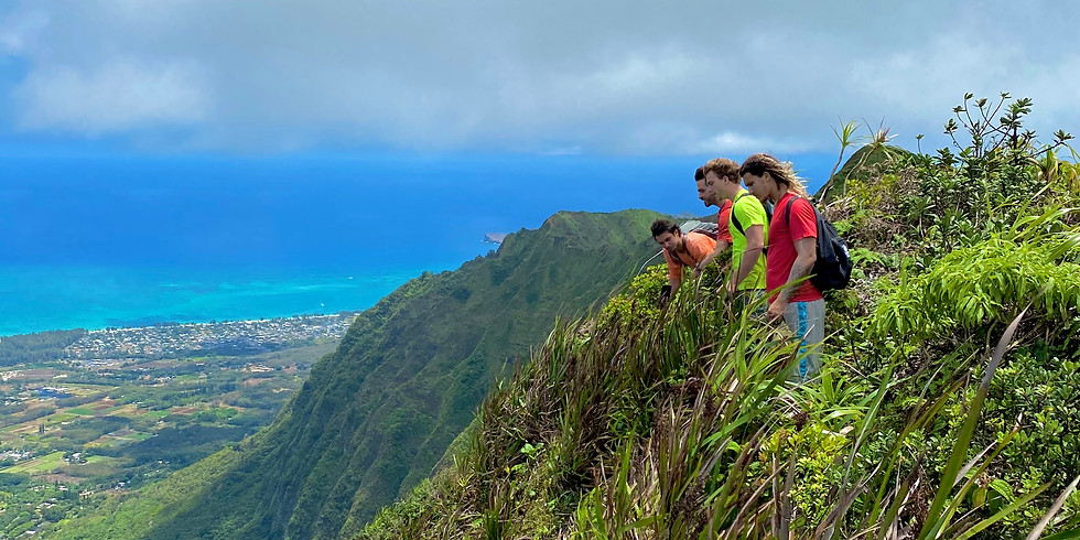 Mauka Missions Aiea Ridge (INTERM. LEVEL HIKE w/ MUD)