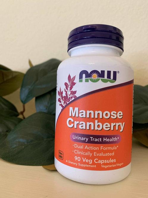 Mannose Cranberry Capsules